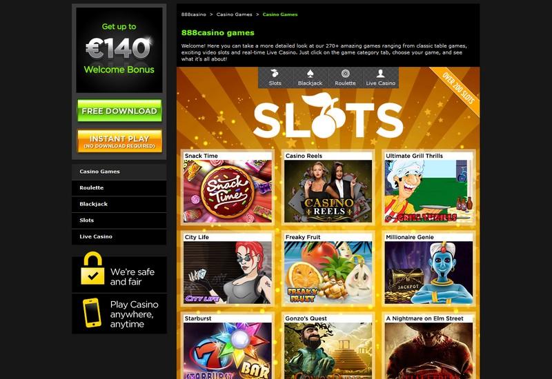 888 casino blackjack review