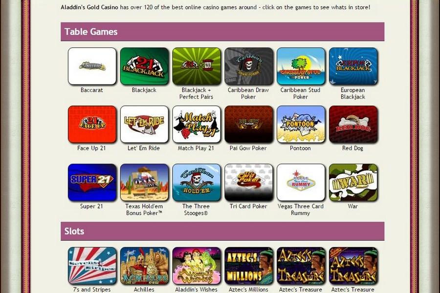 Download aladin poker