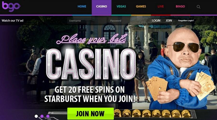 Bgo casino free spins