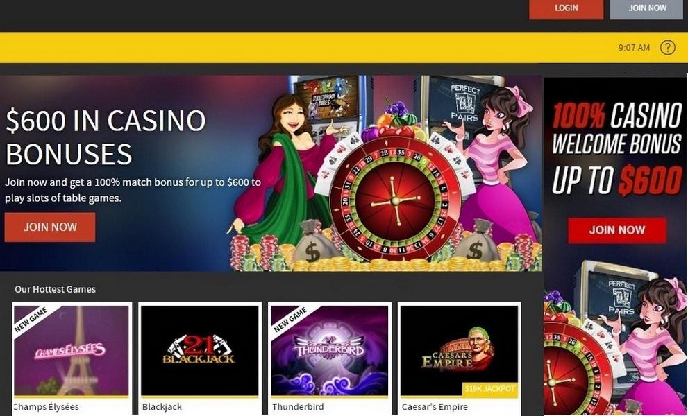 bodog online casino