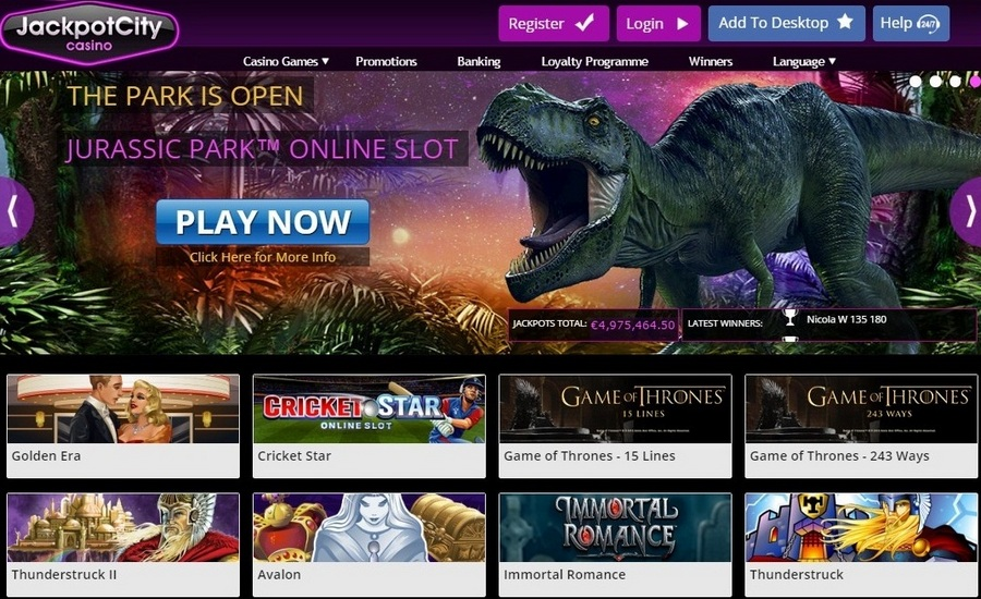 Jackpot City Casino Review - Jackpot City™ Slots & Bonus | jackpotcitycasino.com