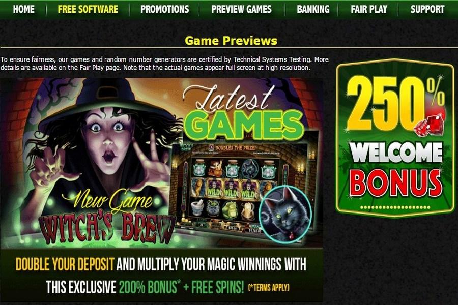 old havana casino signup bonus