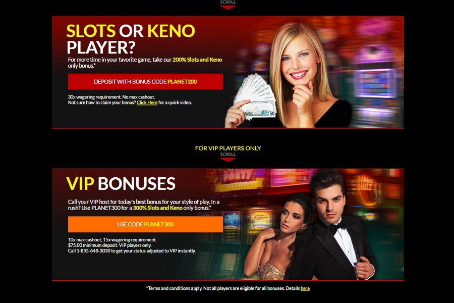 Planet 7 Casino Casino Review - Planet 7 Casino™ Slots & Bonus | planet7casino.com