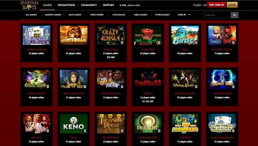 Spartan Slots Casino Review - Spartan Slots™ Slots & Bonus | spartanslots.com