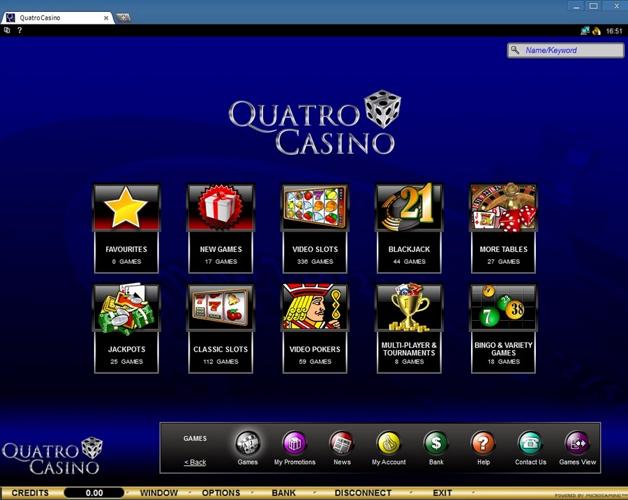 quatro casino download