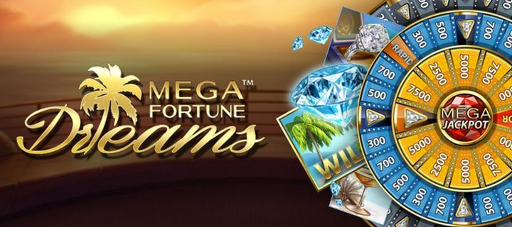 Jackpot joy as 5million drops on NetEnt's Mega Fortune slot