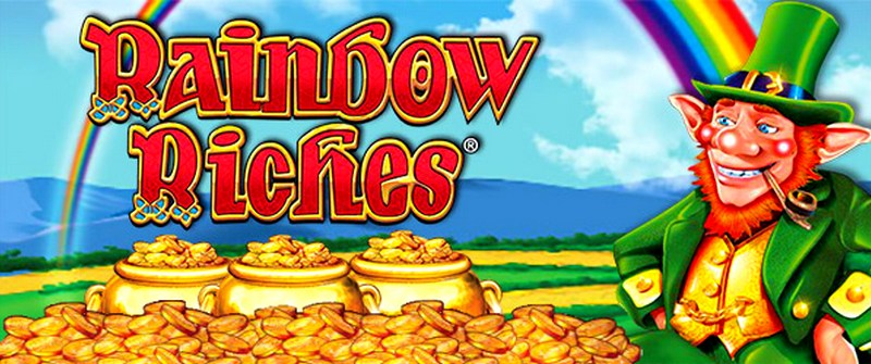 Barcrest Releases Rainbow Riches Reel of Gold Slot
