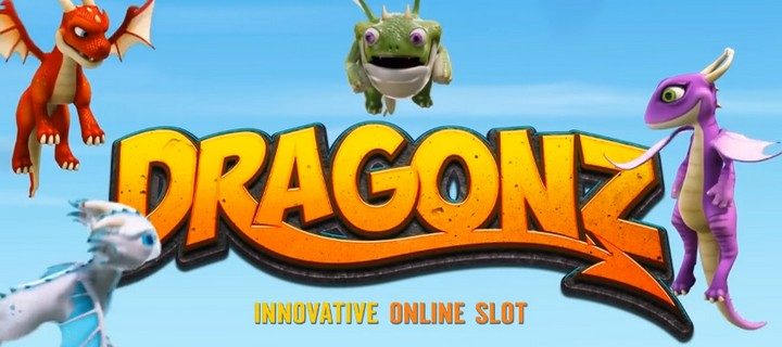 Meet the new online slot from Microgaming - Dragonz