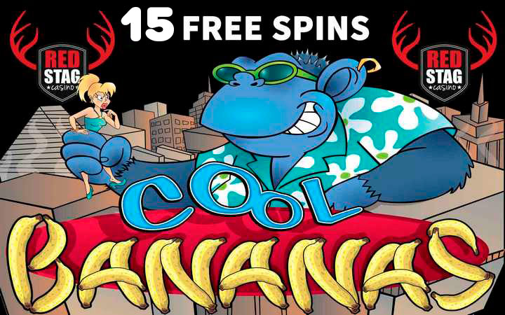 15 Free Spins at Red Stag Casino