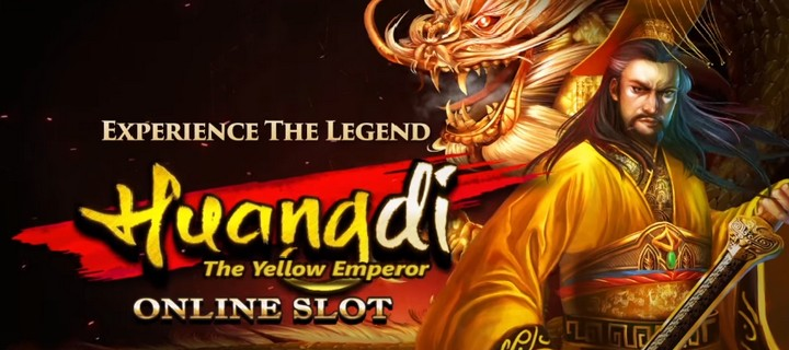 Release of new Microgaming Slot: Huangdi The Yellow Emperor