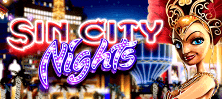 Betsoft Gaming released Sin City Nights online slot