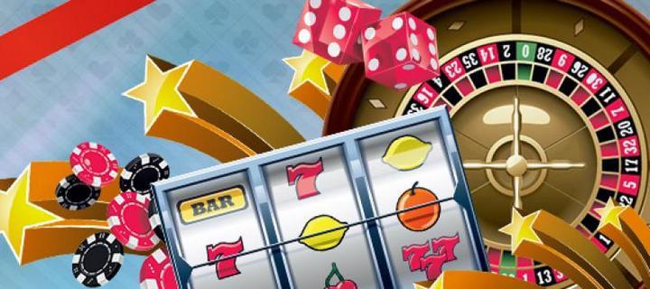 High Variance Slot Machines