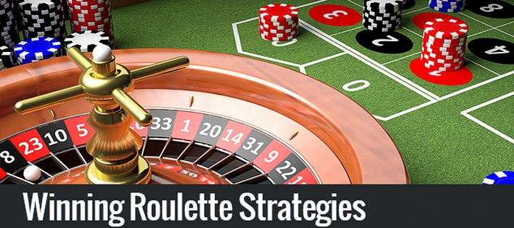 Martingale - one of the winning strategies on the roulette