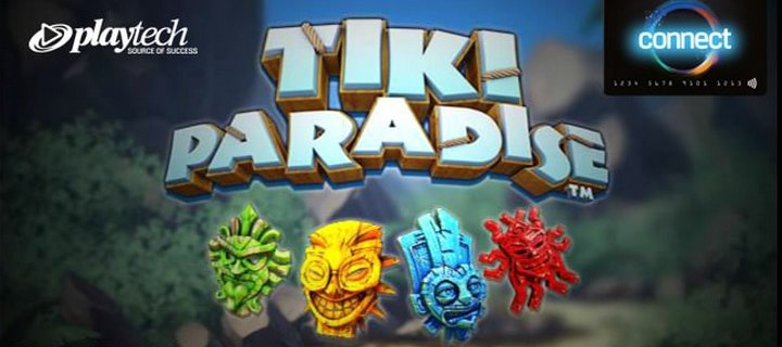 ONLINE SLOT TIKI PARADISE FROM PLAYTECH