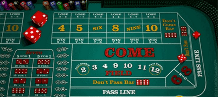 Rules of Game Craps