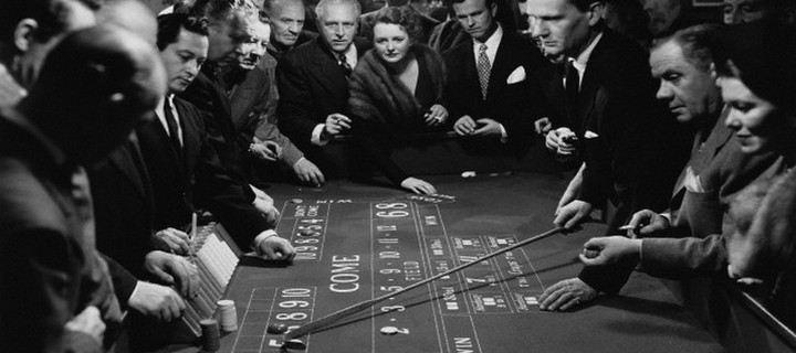 History of Craps Games