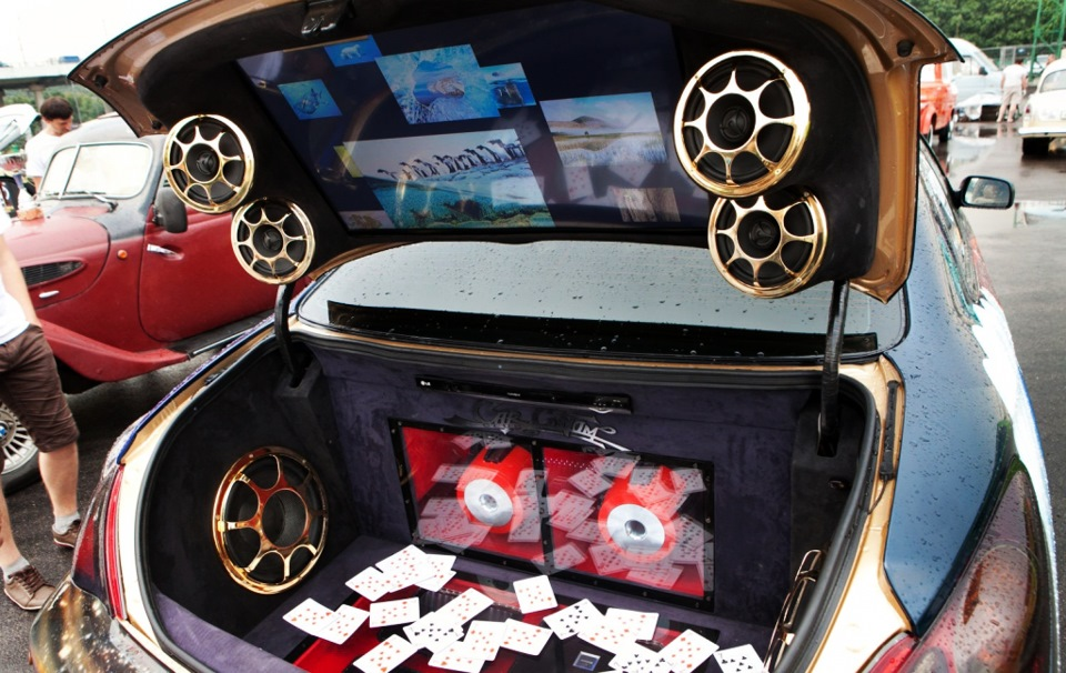Mobile casino in Toyota Solara
