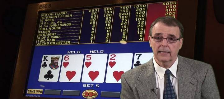 Top 6 Tips - How to Win at Video Poker