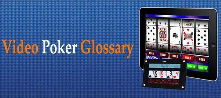 Video Poker Glossary