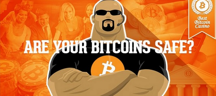 Bitcoin Online Casinos are Safe