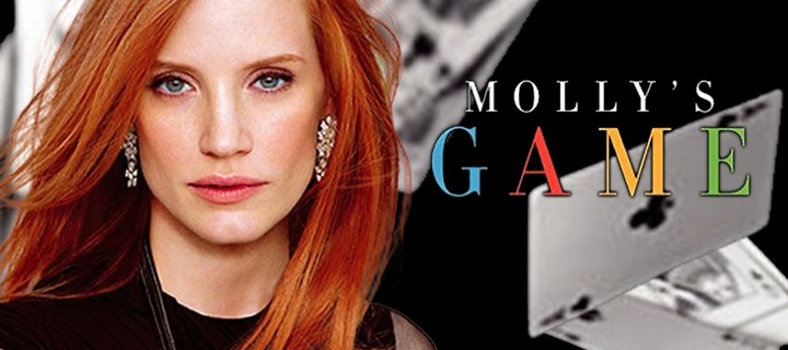 "High Poker Film ""Molly's Game"" Expected in Cinema by Summer 2017"