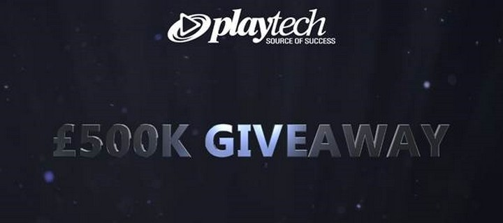 New Promo Action from Playtech Worth £500,000