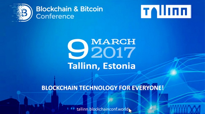 Blockchain & Bitcoin Conference Tallinn program is already available