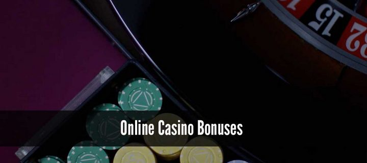 5 EXCLUSIVE ONLINE CASINO BONUSES