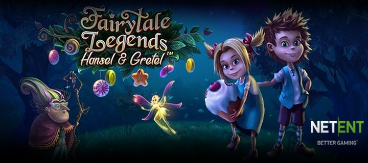 Fairytale Legends: Hansel and Gretel New Online Slot by NetEnt