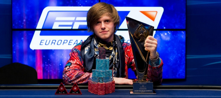Poker Player Charlie Carrel Tells British TV How He Became a Millionaire