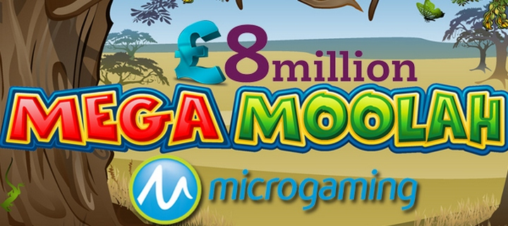 €8 Million Jackpot Win in Mega Moolah