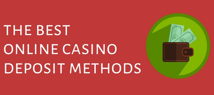 Best Internet Casino Deposit Method for Bonuses