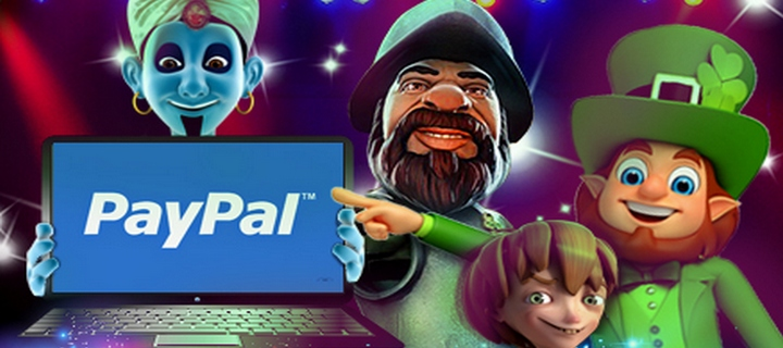 Online gambling with paypal