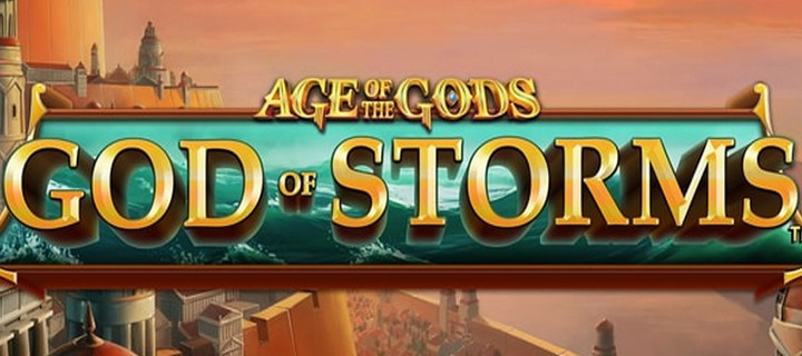 Exclusive Offer of the God of Storms Slot by Playtech at Casino.com