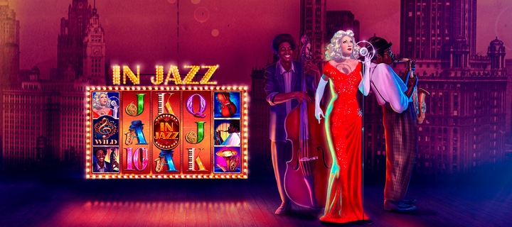 In Jazz - New Slot from Endorphina
