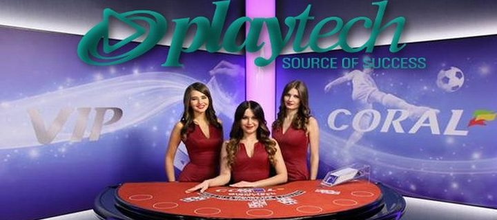 New Live Casino Studio from Coral and Playtech