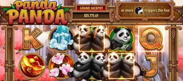 Panda Panda - New Online Slot from Habanero