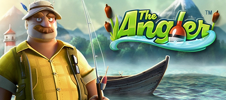 New Video Slot Machine -The Angler from Betsoft