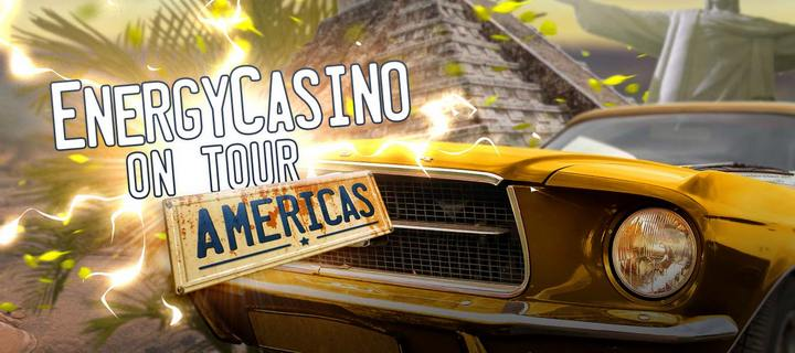 Get Ready to be a Winner with the Energy Casino on Tour Promotion