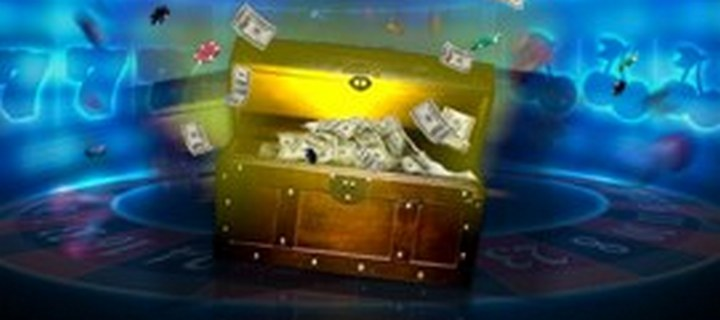 $ 1,123,607 Gold Mega Jackpot Won at Party Casino