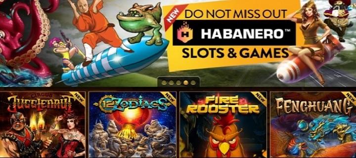 Slots Online Belgie