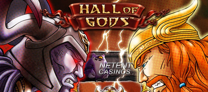Hall of Gods by NetEnt Pays Out 7.5m Jackpot