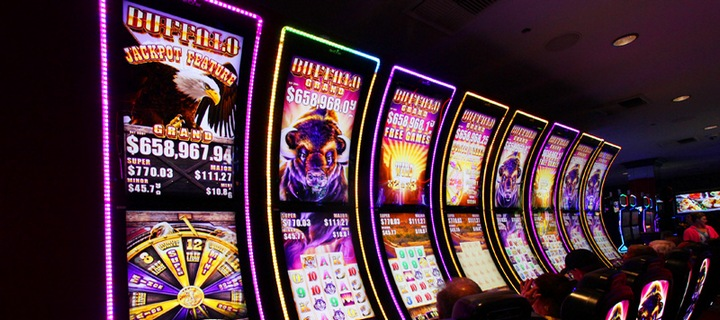 How to Find the Best Slot Machine