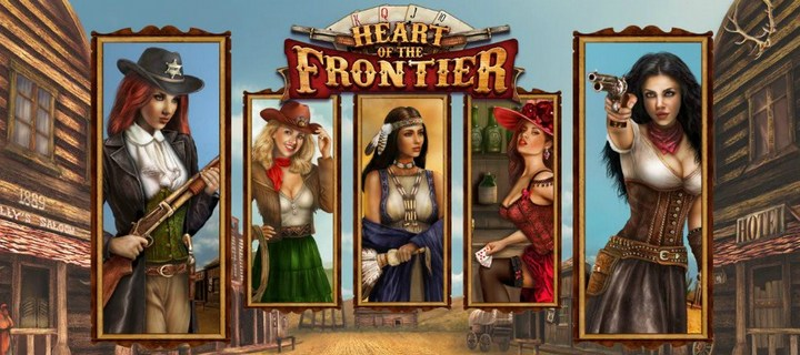 Impressions from Playtechs New Slot Heart of the Frontier