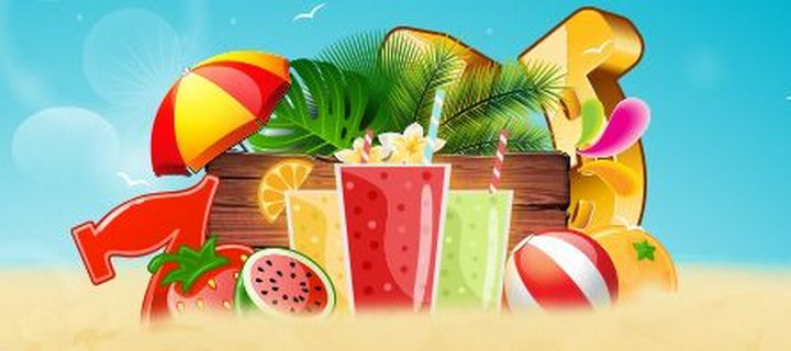 Sink Your Teeth into Daily Rewards with Juicy July at Mansion Casino!