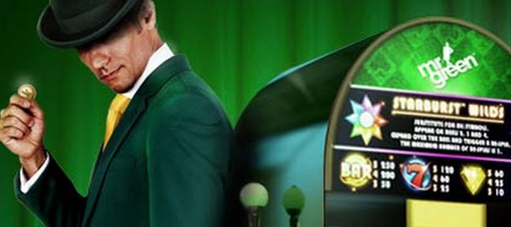 New Slot Machine Games at Mr Green Casino