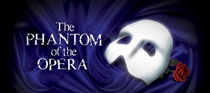 Phantom of the Opera Slot 720x320