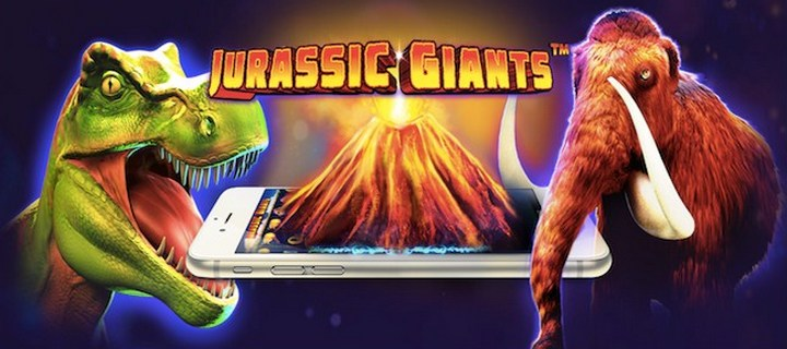 Pragmatic Play Launches Jurassic Giants Slot