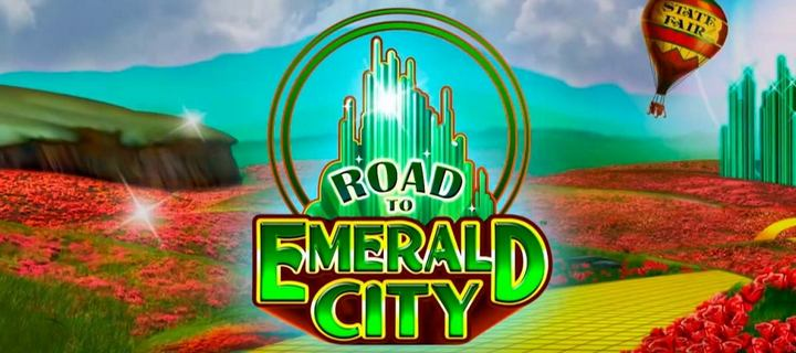 Road to Emerald City - New Slot by WMS