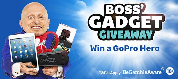 Take Part in the Boss Gadget Giveaway at Bgo Casino and Win Gadgets Bonuses and Free Spins